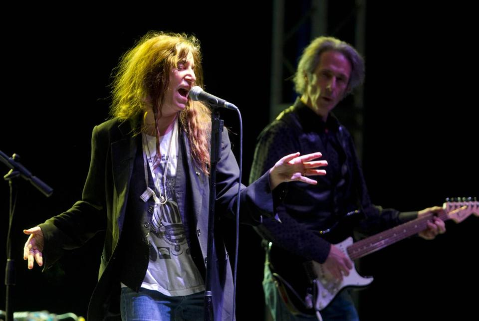 Patti Smith : Manchester : Live Review