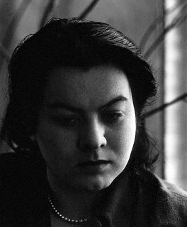 Muriel Rukeyser (photograph by Imogen Cunningham)