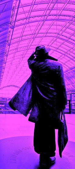 Sir John Betjeman CBE http://stpancras.com/the-station/history-and-restoration