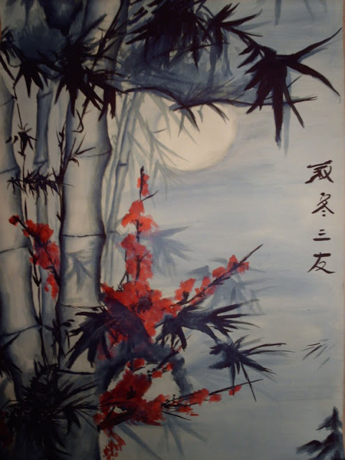 Bamboo and Plum Blossom: Li Po (Li Bai-701-762) | word pond
