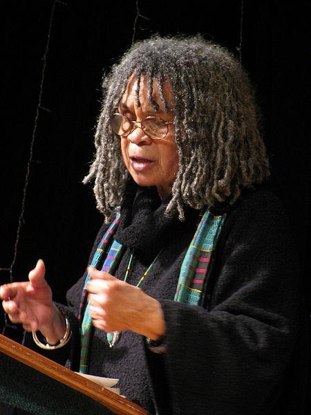 Sonia Sanchez, 2013 (Wikimedia Commons photo)