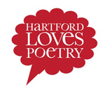 Hartford Loves Poetry Logo