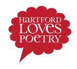 Hartford Loves Poetry Logo
